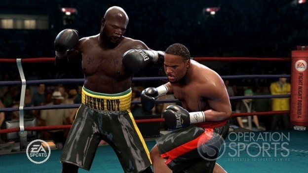Fight Night Round 4 Screenshot #21 for Xbox 360