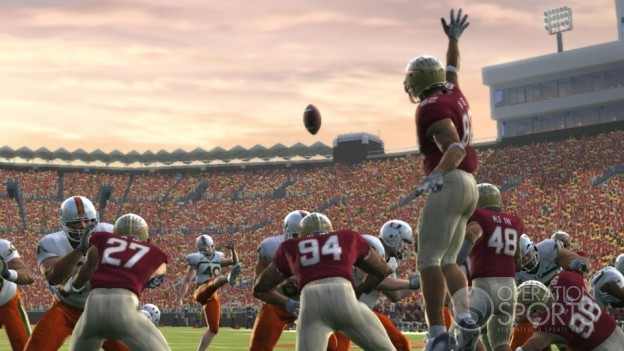 NCAA Football 10 Screenshot #22 for Xbox 360