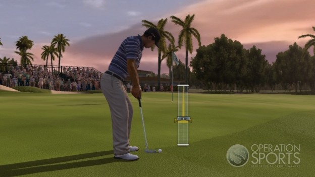 Tiger Woods PGA TOUR 10 Screenshot #1 for Xbox 360