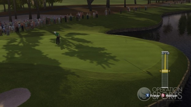 Tiger Woods PGA TOUR 10 Screenshot #3 for Xbox 360