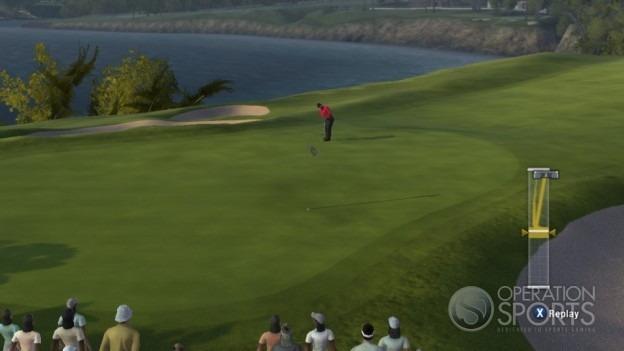 Tiger Woods PGA TOUR 10 Screenshot #4 for Xbox 360
