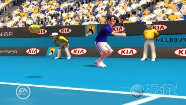 Grand Slam Tennis Screenshot #24 for Wii