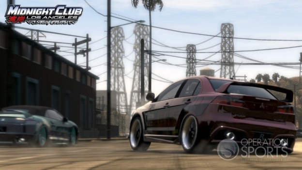 Midnight Club: Los Angeles Screenshot #30 for Xbox 360