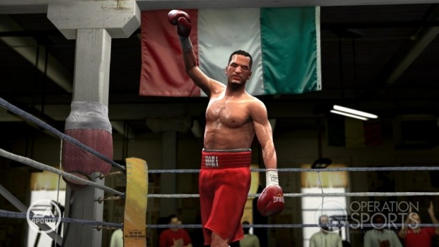 Fight Night Round 4 Screenshot #29 for Xbox 360