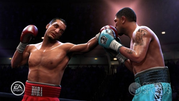 Fight Night Round 4 Screenshot #31 for Xbox 360