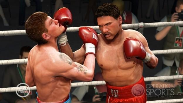 Fight Night Round 4 Screenshot #35 for Xbox 360