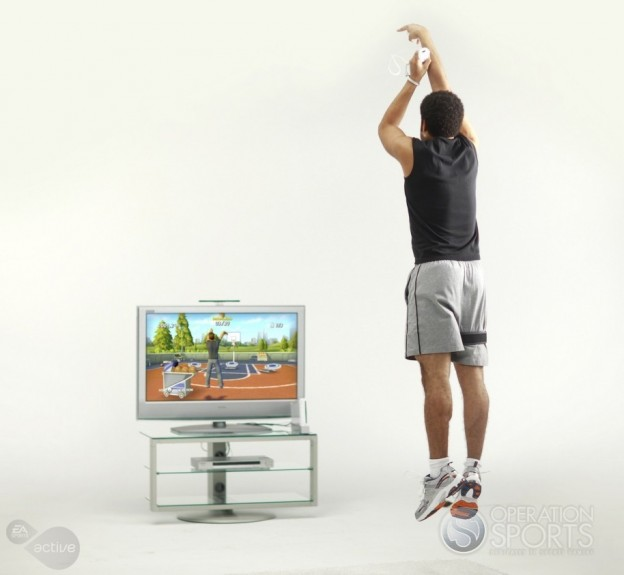 EA Sports Active Screenshot #9 for Wii