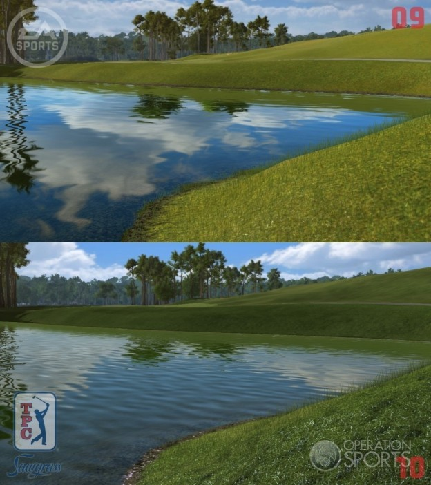 Tiger Woods PGA TOUR 10 Screenshot #5 for Xbox 360