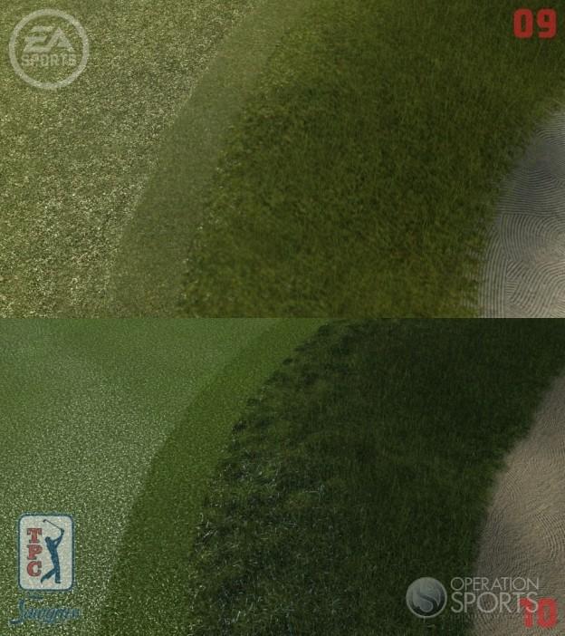 Tiger Woods PGA TOUR 10 Screenshot #6 for Xbox 360