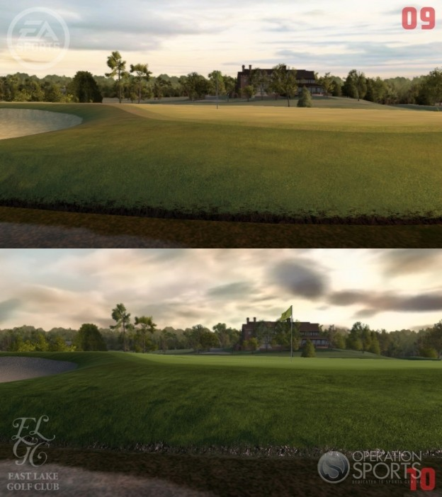 Tiger Woods PGA TOUR 10 Screenshot #7 for Xbox 360