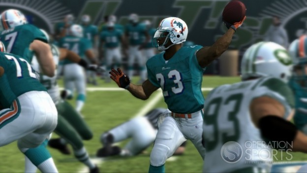 Madden NFL 10 Screenshot #7 for Xbox 360