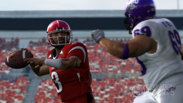 NCAA Football 10 Screenshot #27 for Xbox 360
