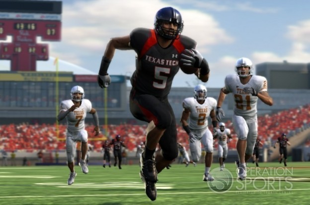 NCAA Football 10 Screenshot #30 for Xbox 360