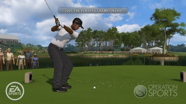 Tiger Woods PGA TOUR 10 Screenshot #9 for Xbox 360