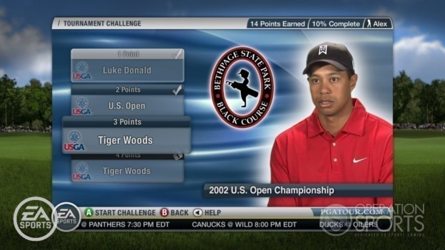 Tiger Woods PGA TOUR 10 Screenshot #10 for Xbox 360