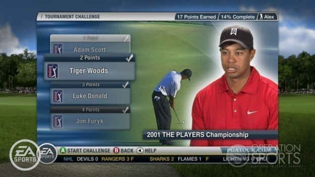Tiger Woods PGA TOUR 10 Screenshot #11 for Xbox 360