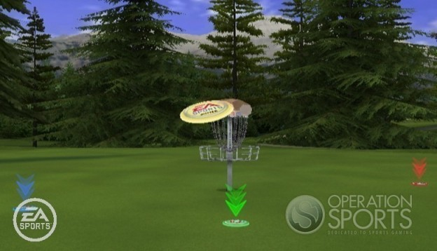 Tiger Woods PGA TOUR 10 Screenshot #1 for Wii