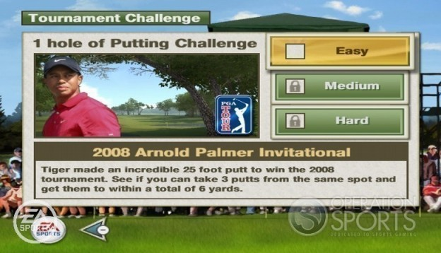Tiger Woods PGA TOUR 10 Screenshot #6 for Wii