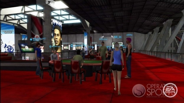 EA Sports Complex Screenshot #2 for PS3