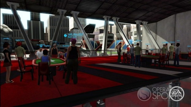 EA Sports Complex Screenshot #3 for PS3