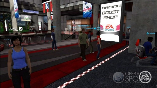 EA Sports Complex Screenshot #6 for PS3
