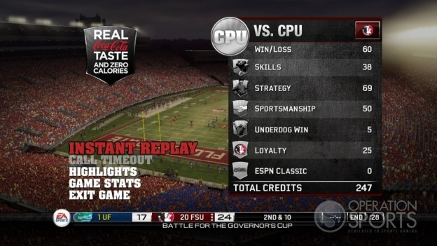 NCAA Football 10 Screenshot #36 for Xbox 360