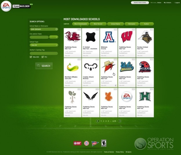 NCAA Football 10 Screenshot #39 for Xbox 360