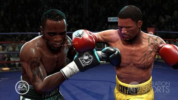 Fight Night Round 4 Screenshot #45 for Xbox 360