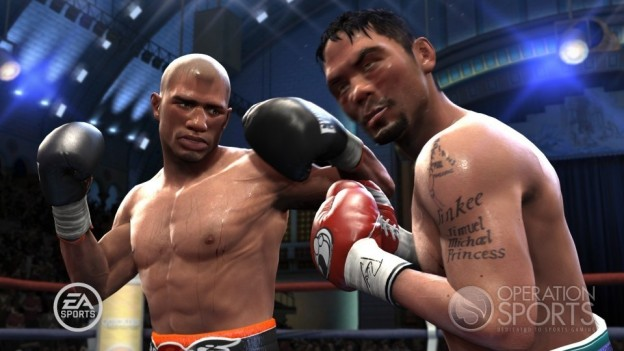 Fight Night Round 4 Screenshot #47 for Xbox 360