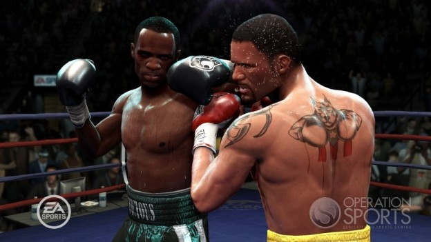 Fight Night Round 4 Screenshot #53 for Xbox 360