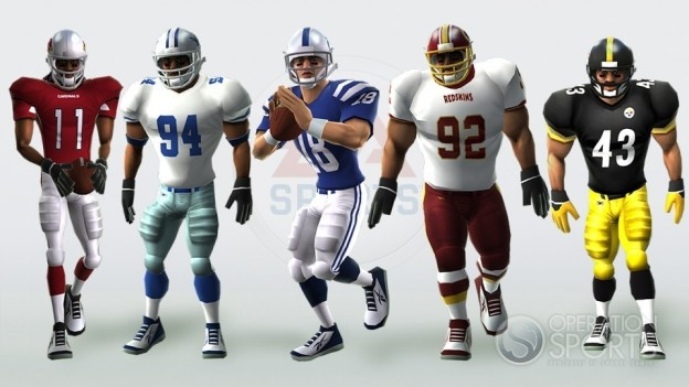 Madden NFL 10 Screenshot #1 for Wii