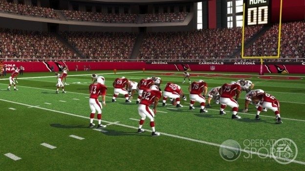 Madden NFL 10 Screenshot #3 for Wii
