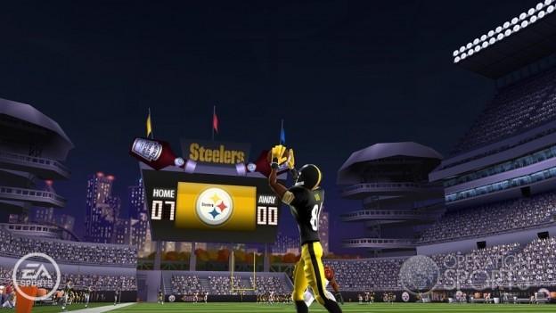 Madden NFL 10 Screenshot #8 for Wii