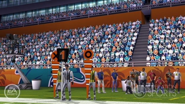 Madden NFL 10 Screenshot #9 for Wii