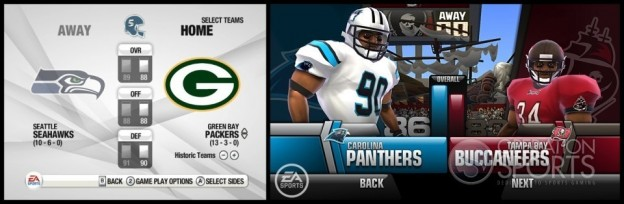 Madden NFL 10 Screenshot #10 for Wii