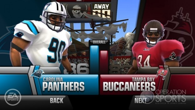 Madden NFL 10 Screenshot #11 for Wii