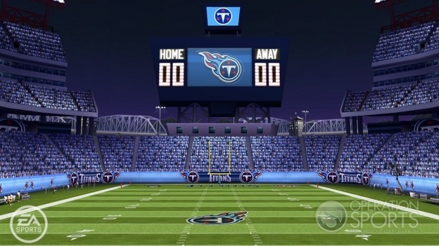 Madden NFL 10 Screenshot #12 for Wii