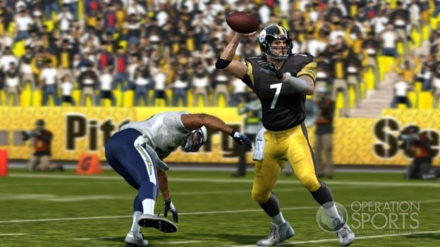 Madden NFL 10 Screenshot #21 for Xbox 360