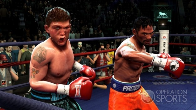 Fight Night Round 4 Screenshot #67 for Xbox 360