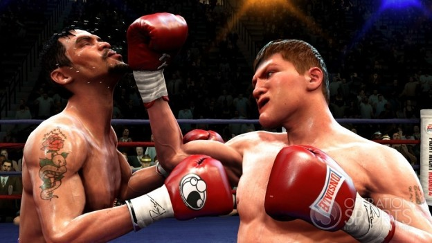 Fight Night Round 4 Screenshot #69 for Xbox 360