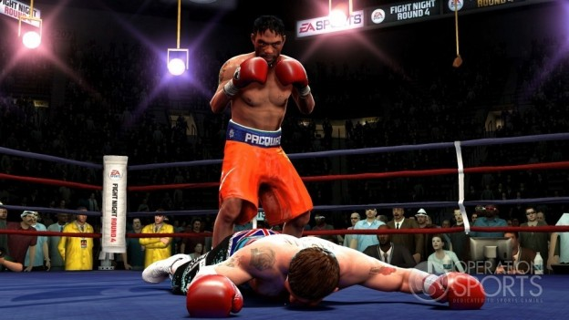 Fight Night Round 4 Screenshot #70 for Xbox 360