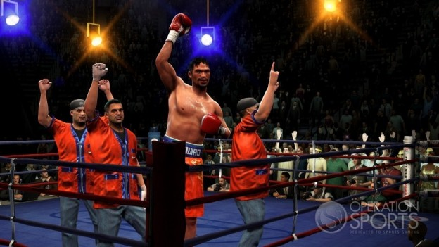 Fight Night Round 4 Screenshot #71 for Xbox 360