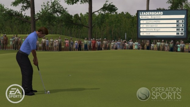 Tiger Woods PGA TOUR 10 Screenshot #17 for Xbox 360