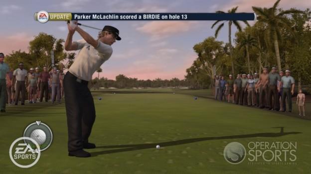 Tiger Woods PGA TOUR 10 Screenshot #18 for Xbox 360
