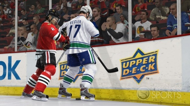 NHL 10 Screenshot #4 for Xbox 360