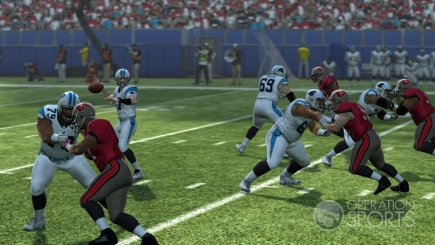 Madden NFL 10 Screenshot #35 for Xbox 360