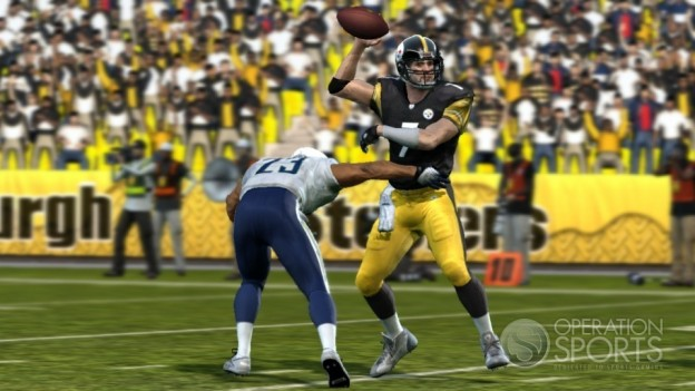 Madden NFL 10 Screenshot #40 for Xbox 360
