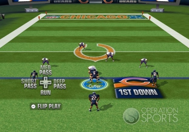 Madden NFL 10 Screenshot #13 for Wii