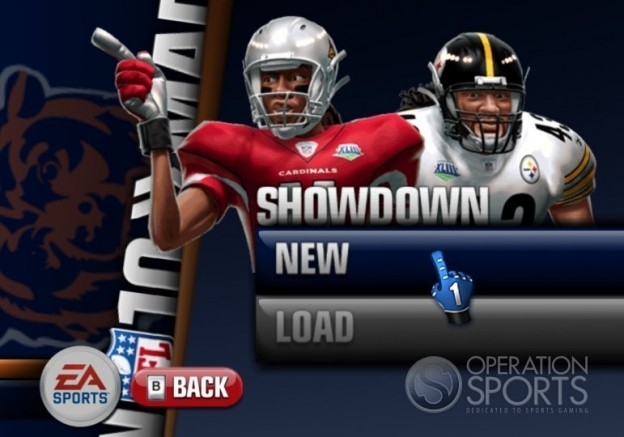 Madden NFL 10 Screenshot #15 for Wii