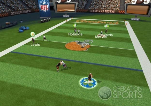 Madden NFL 10 Screenshot #20 for Wii